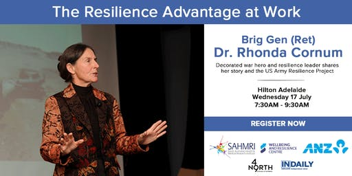 Breakfast Event : The Resilience Advantage At Work