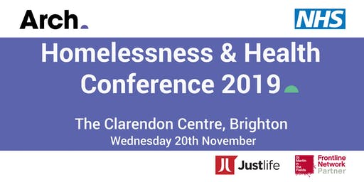 Homelessness & Health Conference 2019
