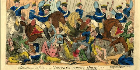 Afternoon Poems Special: 200th anniversary of Peterloo tickets