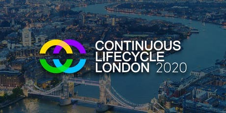 Continuous Lifecycle London 2020 tickets