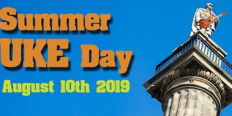 J G Windows Summer Uke Day: Absolute Beginners Ukulele, Adults tickets