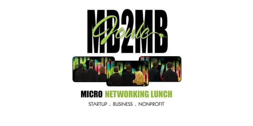 RESCHEDULED . Microbusiness Networking Lunch . Bigger News!