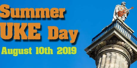 J G Windows Summer Uke Day: Absolute Beginners Ukulele, kids tickets