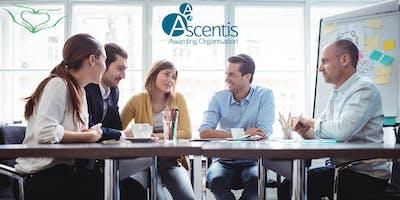 Ascentis ESOL Regional Quality Meeting