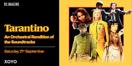 Tarantino: An Orchestral Rendition of the Soundtracks tickets