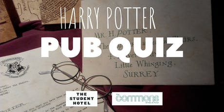 Harry Potter - Pub Quiz Tickets