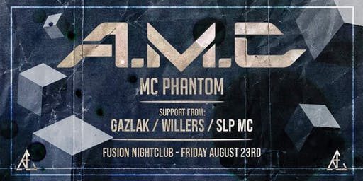 A.M.C & MC Phantom Return!