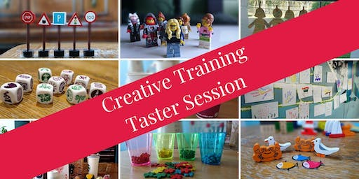 Creative Training Taster Session