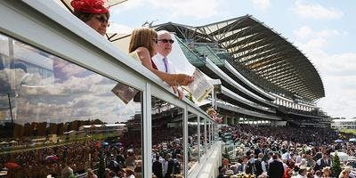 Royal Ascot Hospitality - Furlong Club Packages - 2020