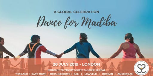 Secret Sunrise London - Global Mandela Dance