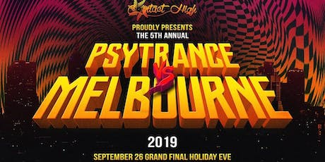 PSYTRANCE vs MELBOURNE 5.0 tickets