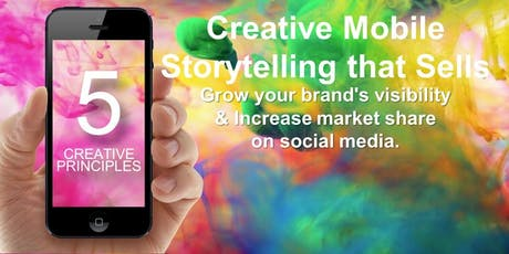 Creative Mobile Storytelling that Sells tickets