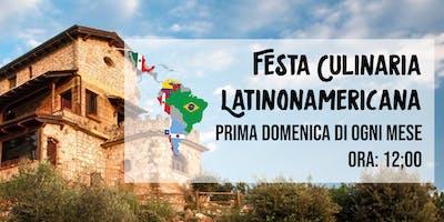 Festa Culinaria Latinoamericana in Villa de Luccheri
