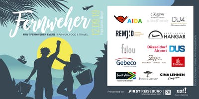 FIRST FERNWEHER Event -  Fashion, Food & Travel 2019