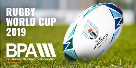 BPA Rugby World Cup Brunch tickets