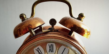 Tuesday Talk Series - Call of Time: What Actions Matter? tickets