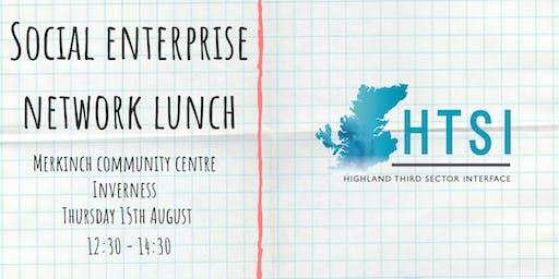 Social Enterprise Network Lunch