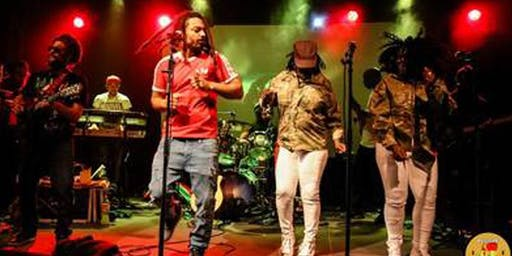 The Marley Experience - The ultimate Bob Marley & The Wailers tribute