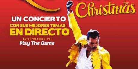 ROCK EN FAMILIA: Queen for Christmas  - Esparreguera entradas