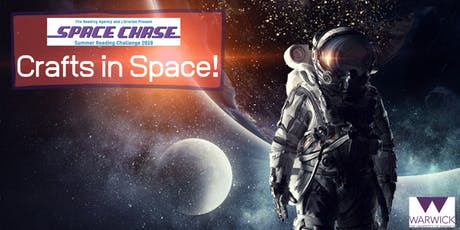 Crafts in Space at Whitnash Library tickets
