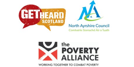 Tackling child poverty in North Ayrshire: Challenges & opportunities tickets