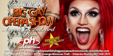 Gilda Wabbit's Big Gay Opera Show tickets