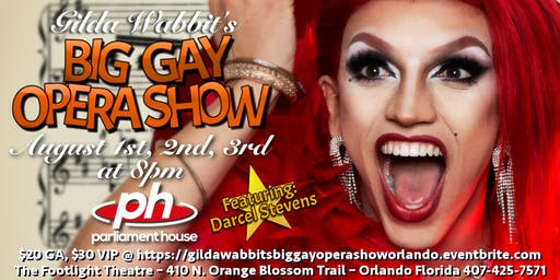 Gilda Wabbit's Big Gay Opera Show
