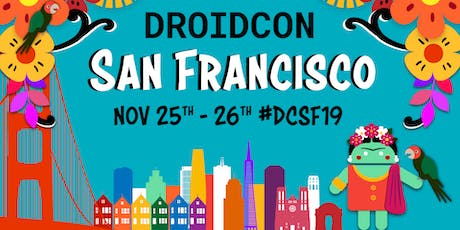 droidcon SF 2019 tickets
