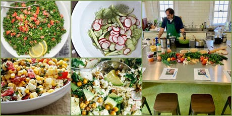 Surprising Summer Salads, with Serge Madikians tickets