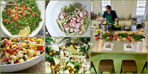 Surprising Summer Salads, with Serge Madikians