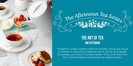 The Afternoon Tea Series - The Art of Tea tickets