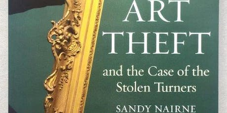 Art Theft and Loss: the story of the stolen Turners tickets