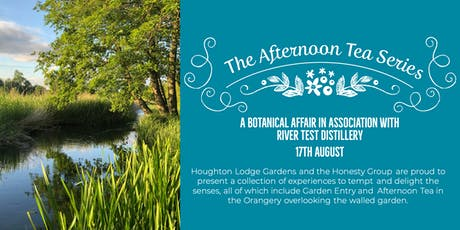 The Afternoon Tea Series - A botanical affair with River Test Distillery. tickets