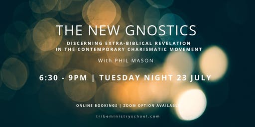 TRIBE MINISTRY SCHOOL | The New Gnostics