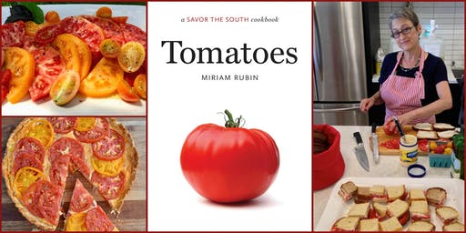 Tomatoes! With Miriam Rubin