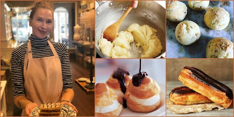 Pâte à Choux Baking Workshop, with Tess Kelly tickets