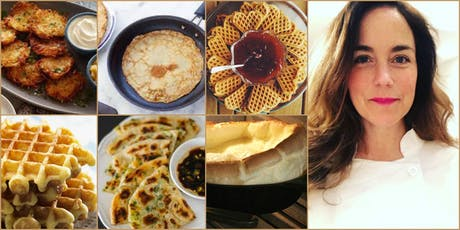 Global Waffles & Pancakes, a Trip Around the World with Olivia Krywucki tickets