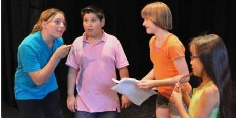 Join Rosie Garcia's Children Acting Class for ages 12 to 17 years old (4-weeks) tickets
