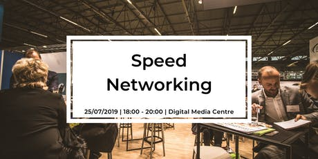 Speed Networking July tickets