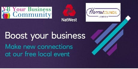 How to Network Effectively #NatWestBoost tickets