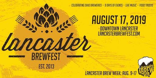 Lancaster BrewFest 2019