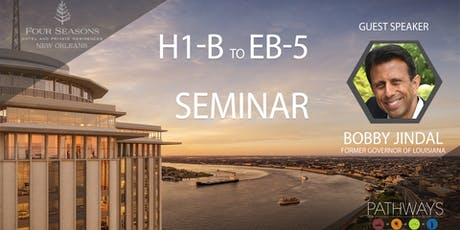 Four Seasons EB-5 Project Seminar Taking Place at Four Seasons in Palo Alto tickets