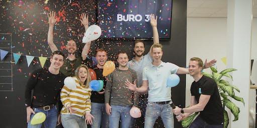 Buro 3 bestaat 10 jaar!