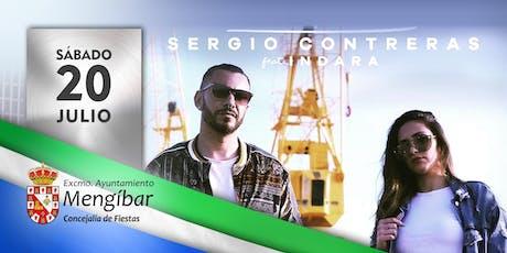 Concierto de Sergio Contreras e Indara - Mengíbar (Jaén) entradas