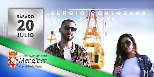 Concierto de Sergio Contreras e Indara - Mengíbar (Jaén)