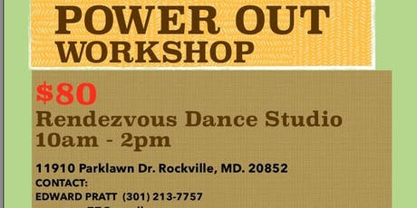 Power Out Workshop tickets