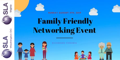 VA and DC Special Libraries Association Family Friendly Networking Event tickets