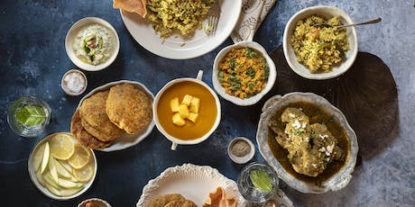 'Summers' - Indian Regional Supper Club tickets