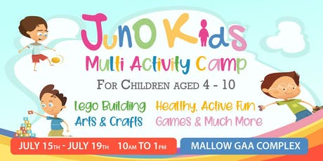 Juno Kids Summer Camp (Mallow) 2019 tickets