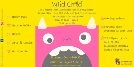 Wild Child: Old Kilpatrick